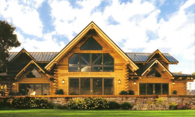 Baird Log Homes